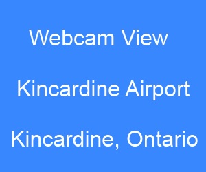 Kincardine Airport Photo