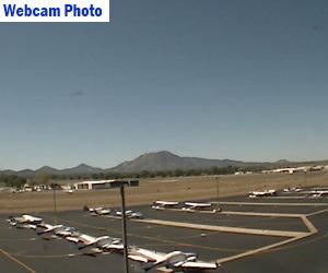 Prescott,arizona Municipal Airport Photo